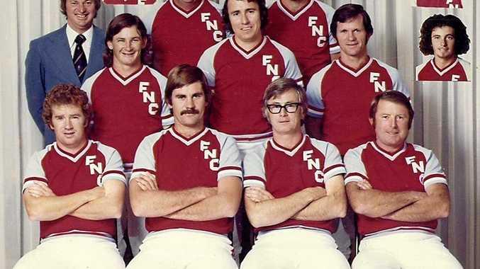 A Far North Coast representative team from the 1980s.