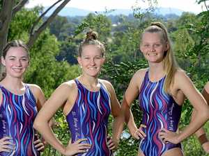 Superb St Mary's efforts break swim records