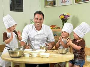 Celeb chef to help tackle childhood obesity
