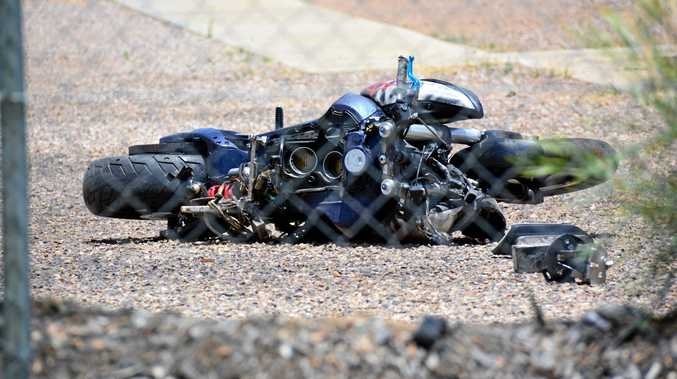 Two Sunshine Coast motorbike riders are dead and two more injured in just three days after a horror run of motorcycle crashes. File photo.