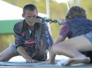 Iconic goanna pulling championship on its last legs
