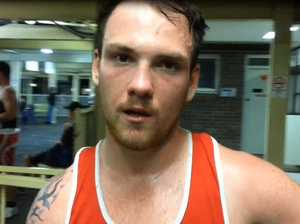 Cotten finishes with a draw at Grafton Live Fight Night