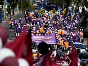 Opinion: Why I'm marching on Labour Day