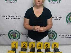 Accused drug mule Cassie Sainsbury has her say
