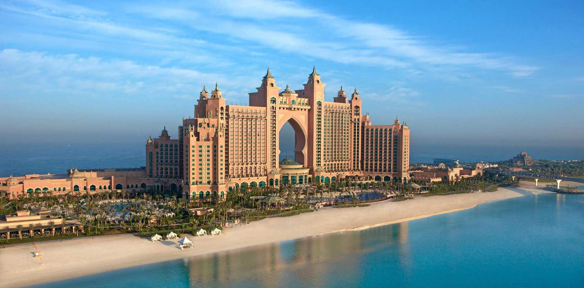 TRAVEL: Atlantis, The Palm, Dubai.