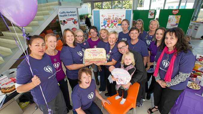 CELEBRATION: International Day of the Midwife will be celebrated at Coffs Harbour Health Campus on Saturday, May 5.