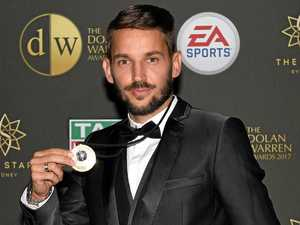 Ninkovic tops Sydney's A-League award dominance