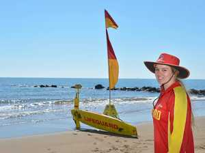 Lifeguard praised for quick thinking