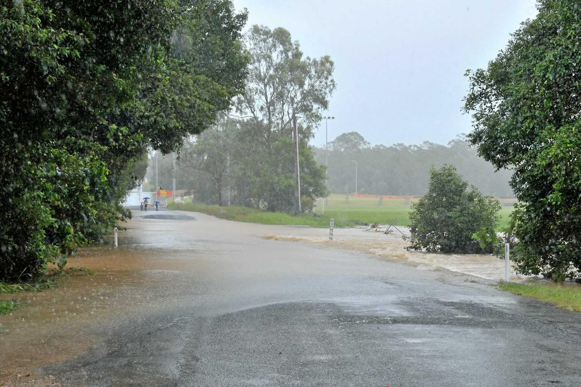 Garnet St at Cooroy has been identified by Noosa Council as a possible site for a new flood warning station.