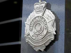Young mum threatened by note hurled through window