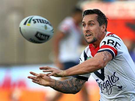 Mitchell Pearce of the Roosters.