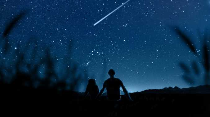 where to look to see shooting stars this month queensland times