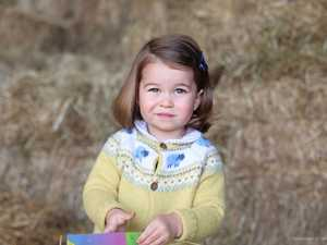 Princess Charlotte set to make history