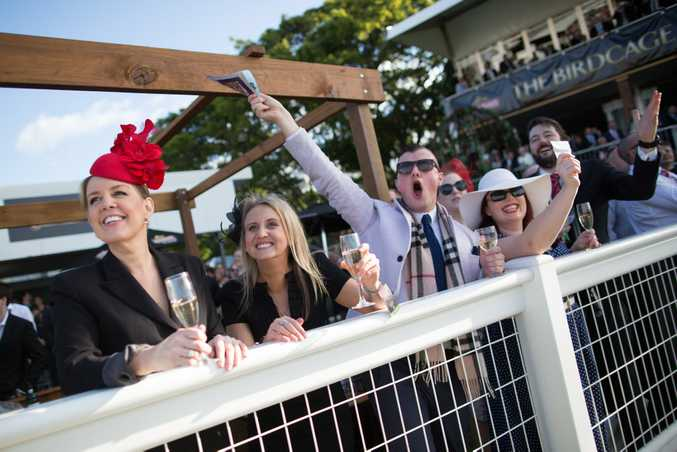 Brisbane's biggest racing events are on this May and June.