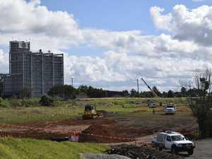 Grafton bridgeworks underway