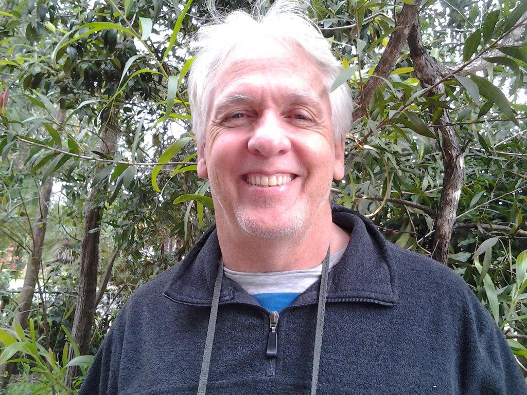 World Wildlife Fund's Dr Martin Taylor.