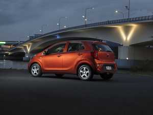 Kia Picanto S road test and review