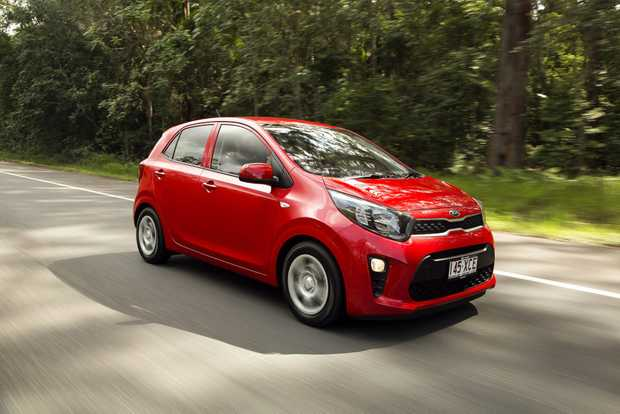 kia picanto s road test and review northern star. Black Bedroom Furniture Sets. Home Design Ideas