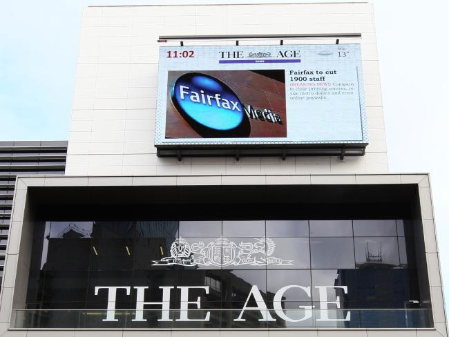 The job cuts will hit three newspapers. Picture: SuppliedSource:News Corp Australia