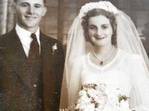 Rocky couple in love for a dreamy 65 years