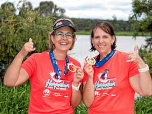Our running mums complete Hawaii half marathon