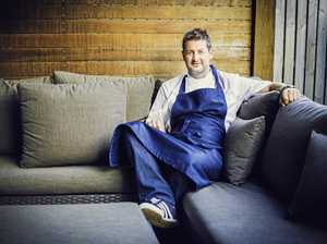 New chef at one of the coolest hotels in the world