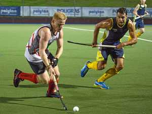 Central's men finish third in hockey's Super League