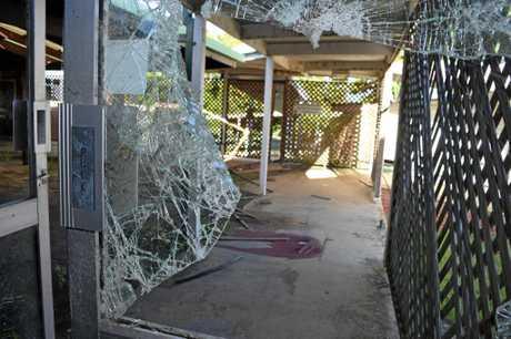 The old hospital in Coraki.