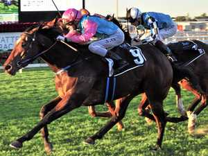 Outside draw hits a sour note for Toowoomba mare