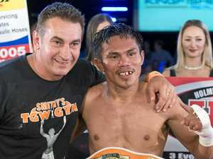 Busy time on world stage for Toowoomba fight team
