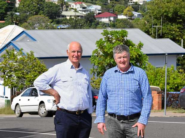SOLAR FLAIR: Alex and Scott Armstrong have proposed to build Australia's largest solar farm at Lower Wonga.