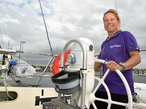 Setting sail around the country to beat Parkinson's