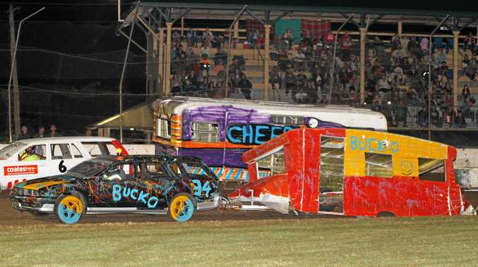CARAVAN, BOAT AND DUNNY DERBY: The event scheduled for the May 13  at the Castrol Edge Lismore Speedway has been postponed so V8 Dirt Modifieds will be the major attraction on this night.