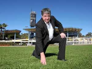 Replacement named for retiring turf club CEO