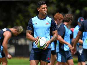 Folau warns Waratahs to maintain focus