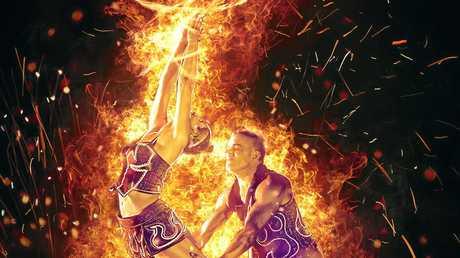 Fuego Carnal.