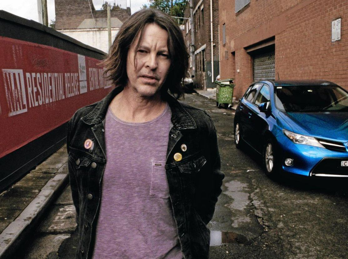 ON AIR: Byron Shire resident and Australian music icon Bernard Fanning.