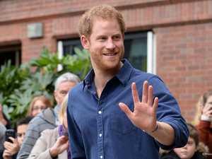 Prince Harry set to visit Australia