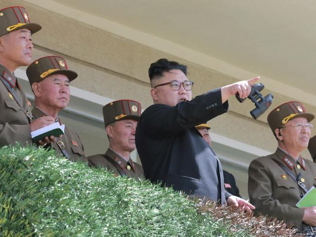 North Korea Leader Kim Jong-un has the support of the General Federation of Trade Unions of Korea, the only legal trade union federation in the country.