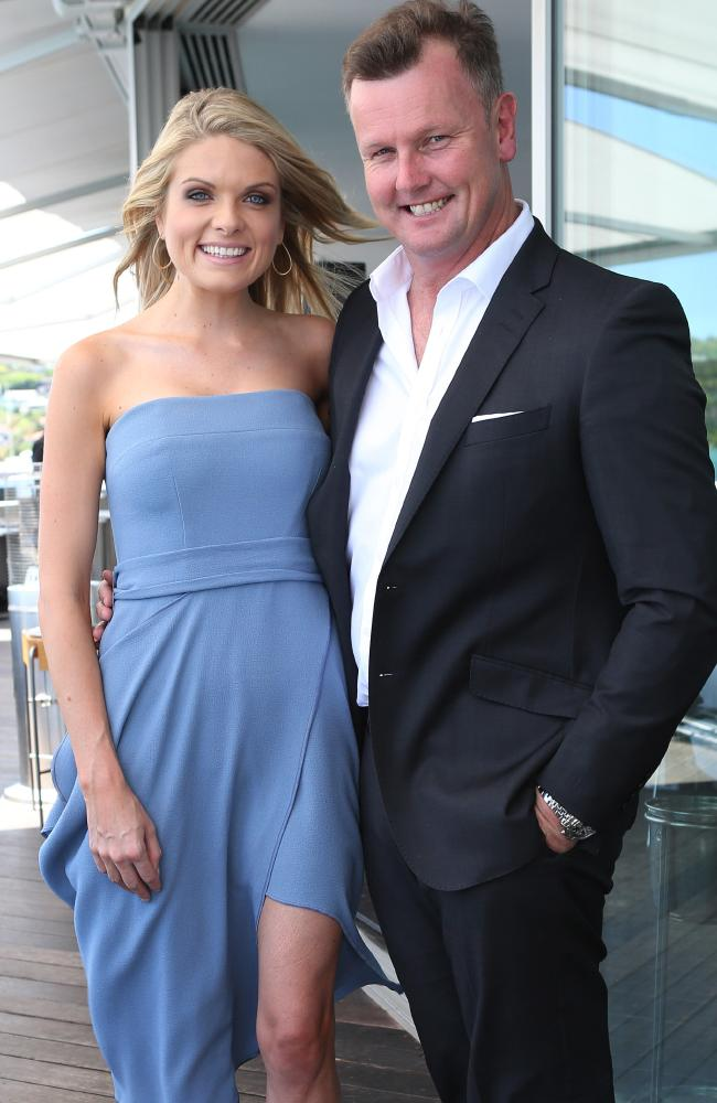 Erin Molan says her relationship with Anthony Bell was strictly professionalSource:News Corp Australia