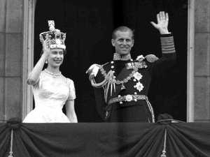What happens when Prince Philip or the Queen dies?