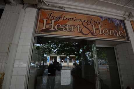INspirations of the Heart and Home in Lismore after the flood.