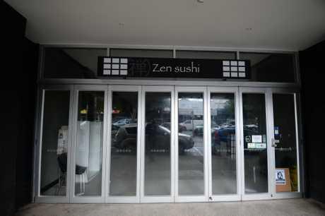 Zen Shushi in Lismore after the flood.
