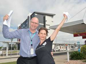 Mackay Airport signs as events sponsor