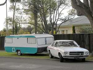 CARAVANNING: master the art of reverse parking before you head off on your holiday adventure.