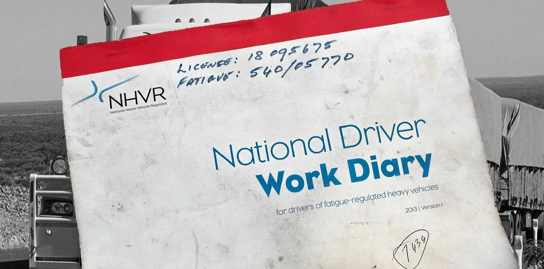 STRONG OPINIONS: Is the National Driver Work Diary out of date in the age of technology or not needed at all?