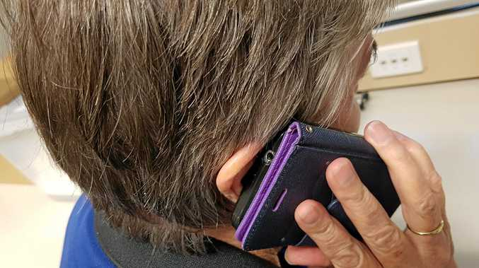 POLICE WARN: A new Phone scam is targeting Queenslanders with simple can you hear me? message.