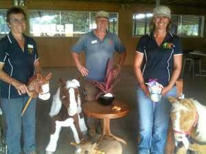 Hobby horse qualifier comp a world first