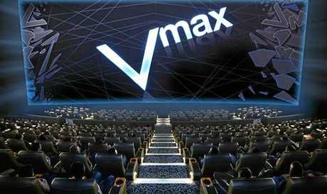 CAN'T WAIT: The new expanded Caneland Central and Event cinemas will feature a Vmax theatre.