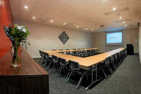 BUSINESS IDEA: The new Mackay Corporate Conference rooms.